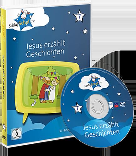 SchlafSchaf.TV: Jesus erzählt Geschichten