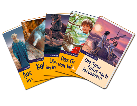 Kinderbuch-Paket (5 Bücher)