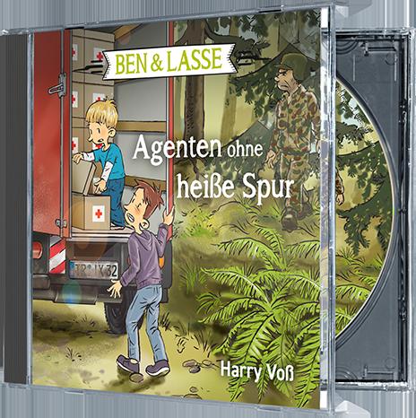 Agenten ohne heiße Spur - Hörbuch