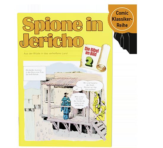 Die Bibel im Bild - Spione in Jericho