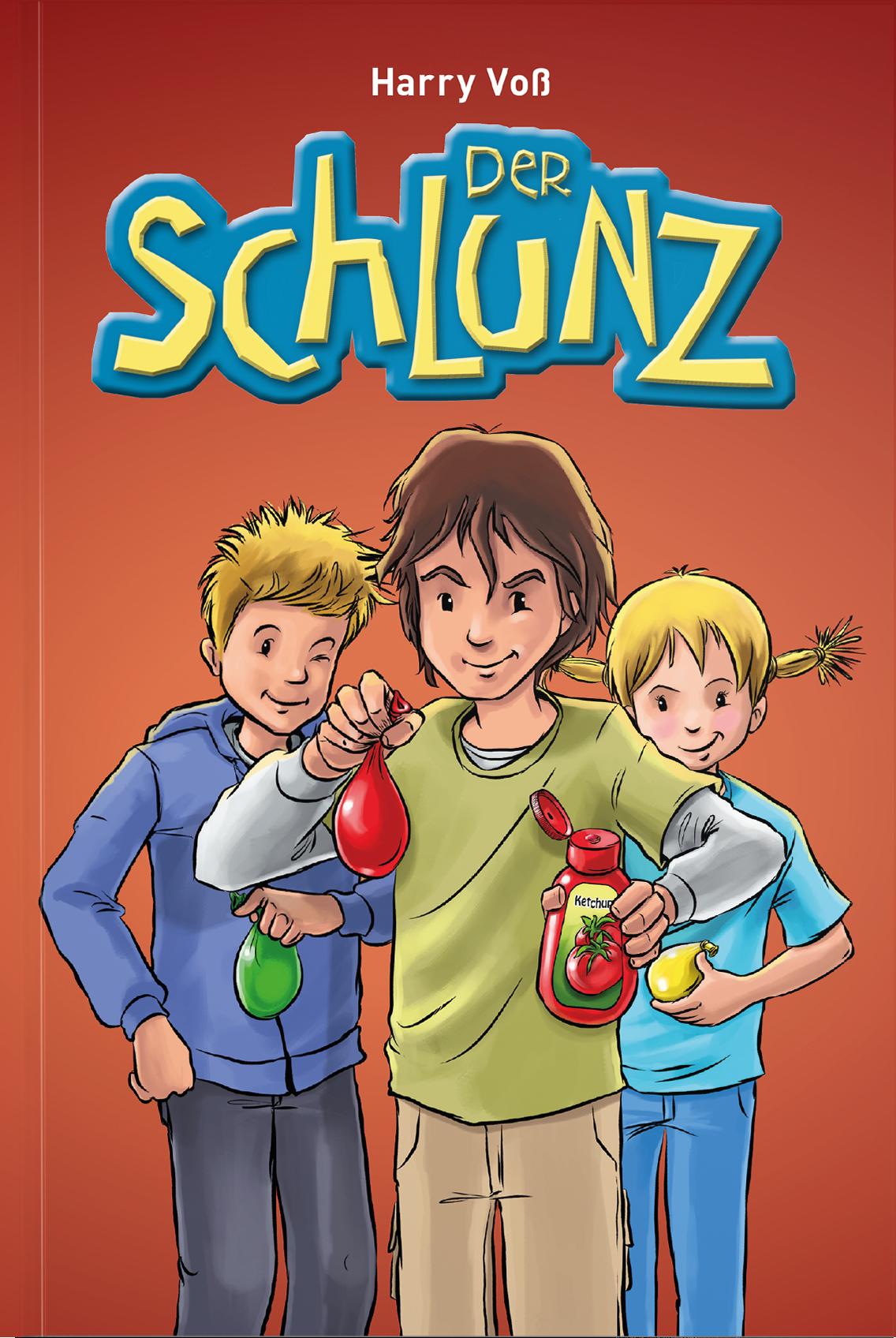 Der Schlunz – Band 1 (Paperback)