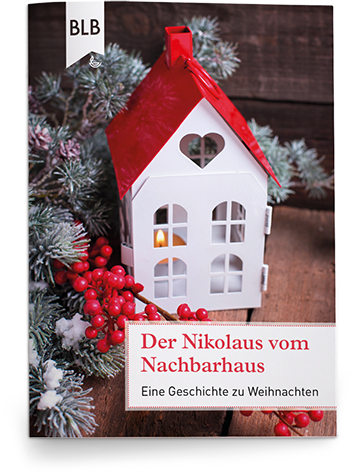Der Nikolaus vom Nachbarhaus