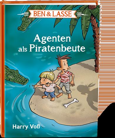 Agenten als Piratenbeute
