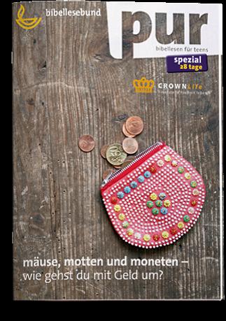 Mäuse, Motten und Moneten – Wie gehst du mit Geld um?