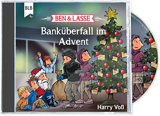 Banküberfall im Advent