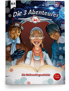 Die 3 Abenteurer – Die Weihnachtsgeschichte