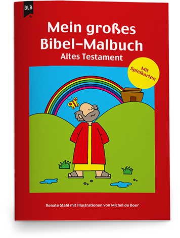 Mein großes Bibel-Malbuch – Altes Testament