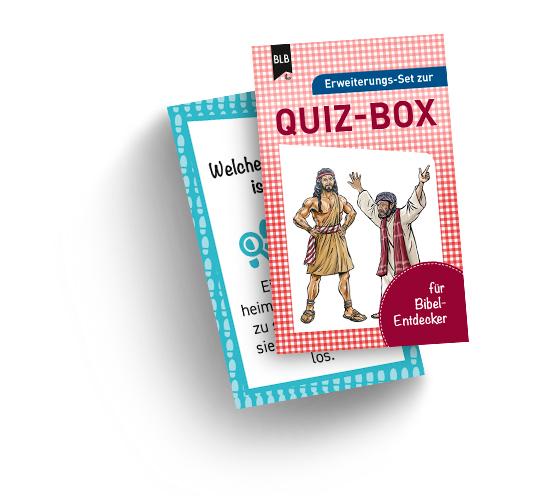Quiz-Box für Bibel-Entdecker – Erweiterungs-Set