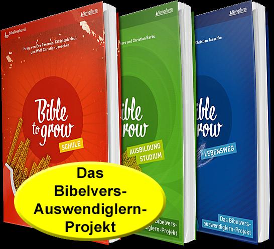 Bible to grow – Paket