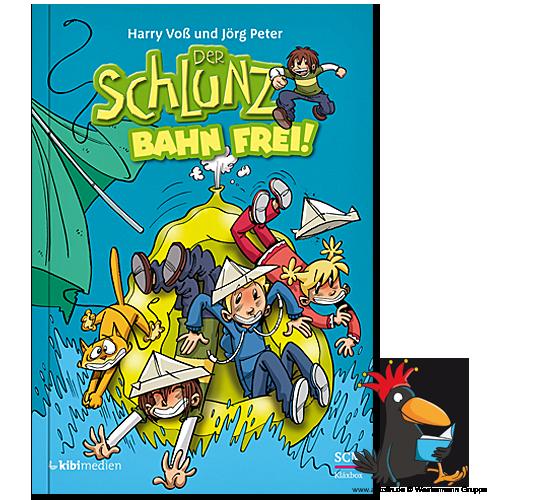 Der Schlunz-Comic: Bahn frei!
